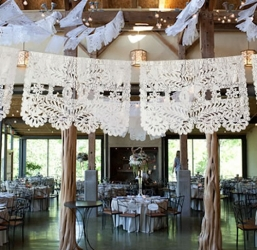 Guirnaldas decoración Boda y Eventos «LOVE»